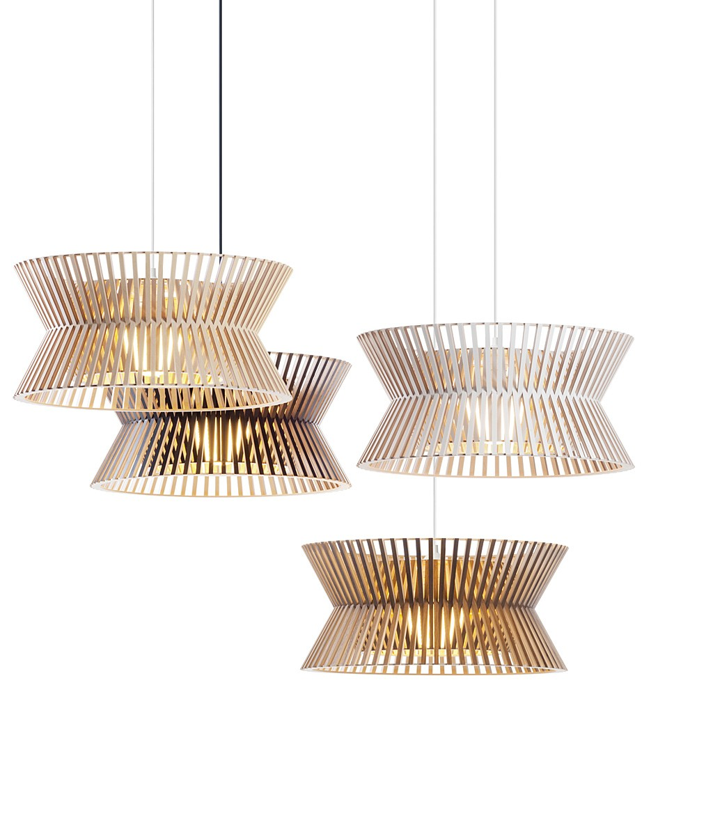 Suspensions Scandinaves Secto Design Meubles Et Objets