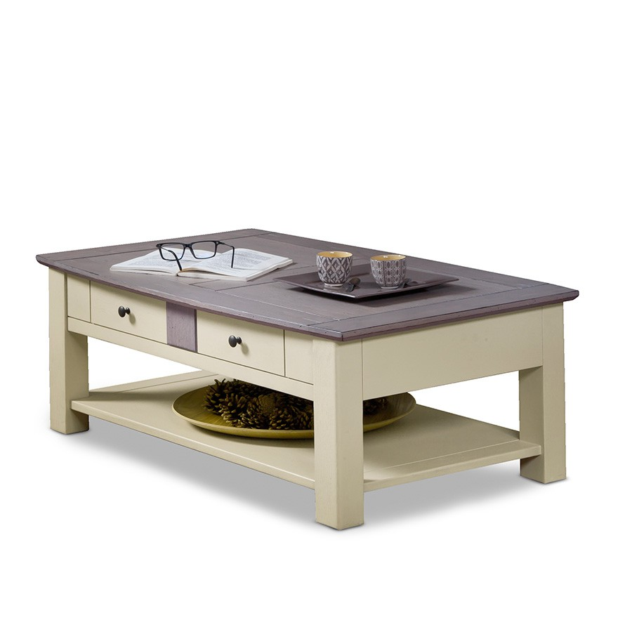 Meuble Table Basse Table Basse Dinette Magellan - Meubles Rigaud