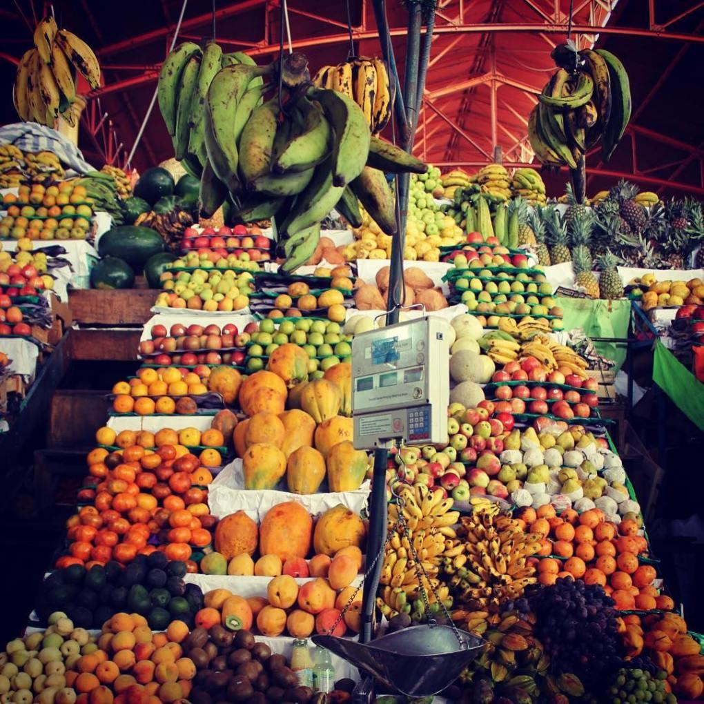 Colors of Peru arequipa peru