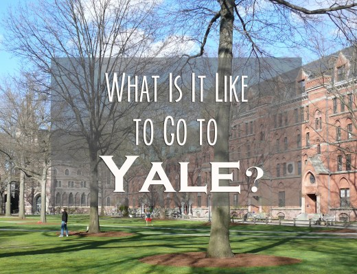 what is it really like to go to yale for grad school?