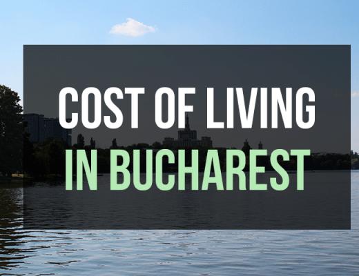 cot of living bucharest