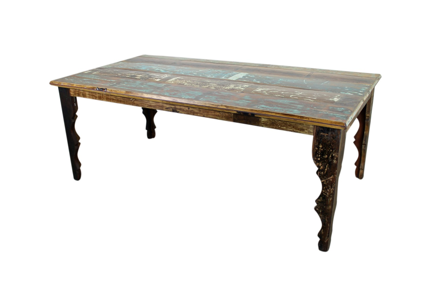 Finish Tables Rustic Dining Furniture Mexicali Distressed Finish Dining