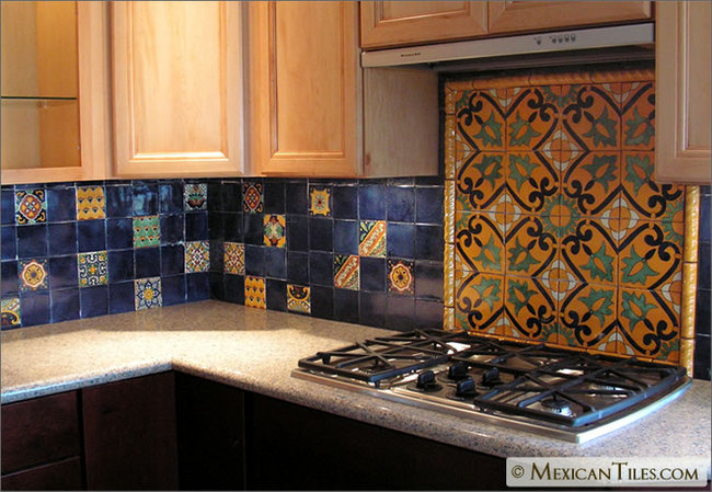 mexicantiles kitchen backsplash decorative mural design pics photos backsplash tile decorative tile kitchen tile hand