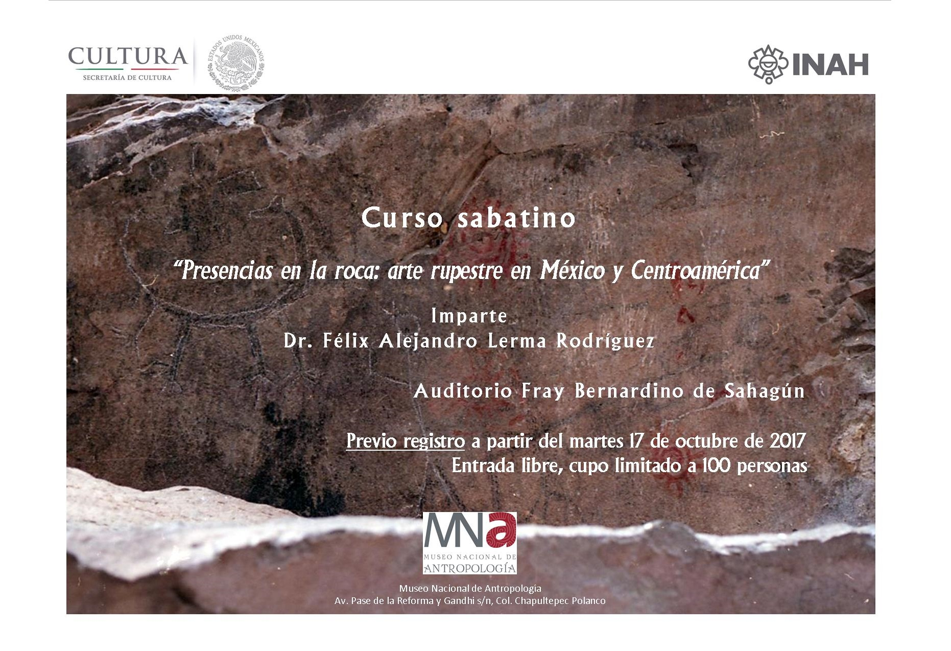 Define Arte Rupestre Presence In The Rock Cave Paintings In Mexico And Central America