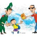Trẻ có thể tránh được nguy cơ bị bắt cóc nhờ được cha mẹ dạy những bài học cảnh giác.