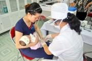 Tiêm chủng là phương pháp hiệu quả giúp bé không bị bệnh ho gà và nhiều bệnh truyền nhiễm khác