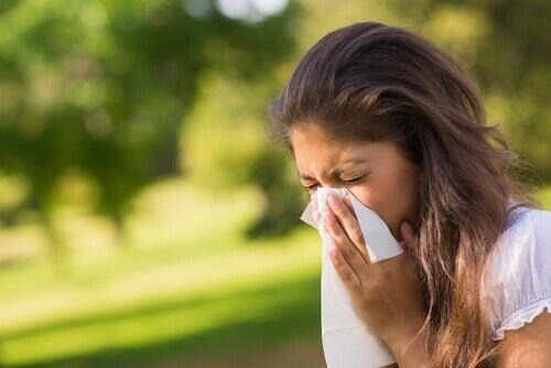 το συκώτι σας έχει κατακλυστεί από τοξίνες, αλλεργίες