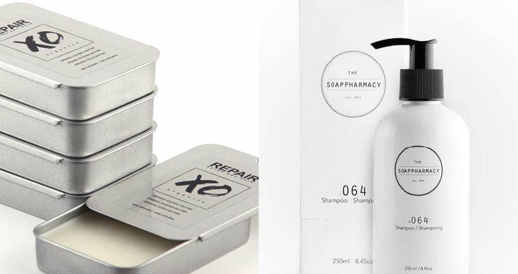 dutch design - verzorgingsmerken