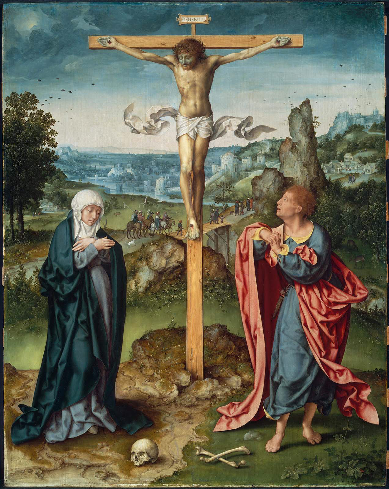 Arte Religioso En El Renacimiento The Crucifixion Museum Of Fine Arts Boston