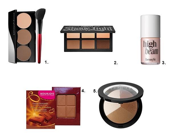 Vale investir em paletas ou em produtos indivíduais para testar o look (Foto: Divulgação)