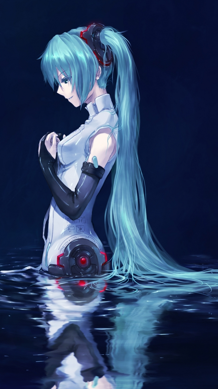 Iphone 6 anime vocaloid wallpaper id 340672