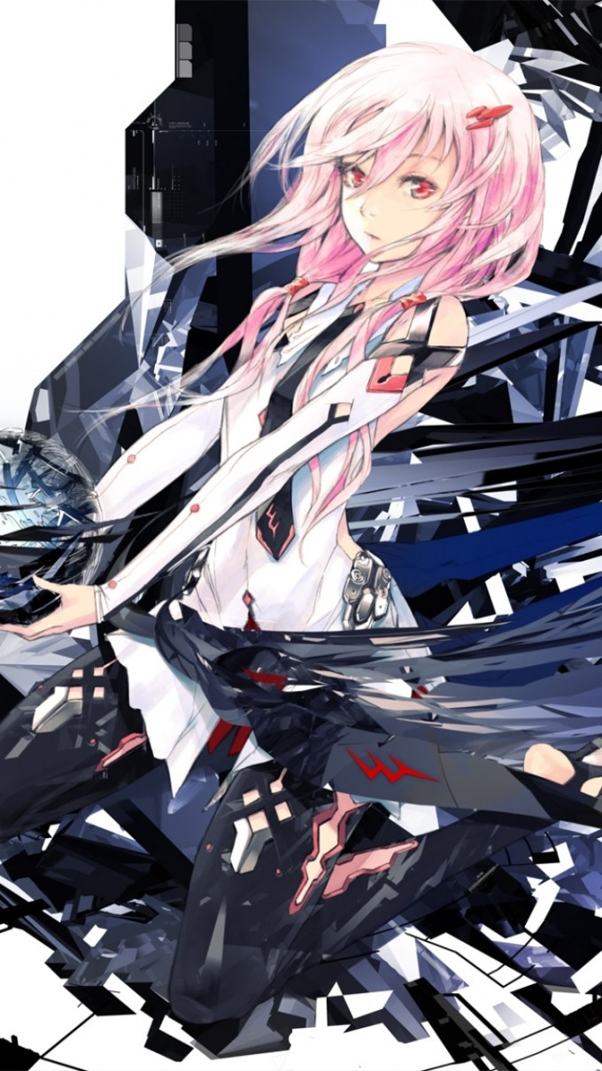 guilty crown iphone 5 wallpaper | yokwallpapers