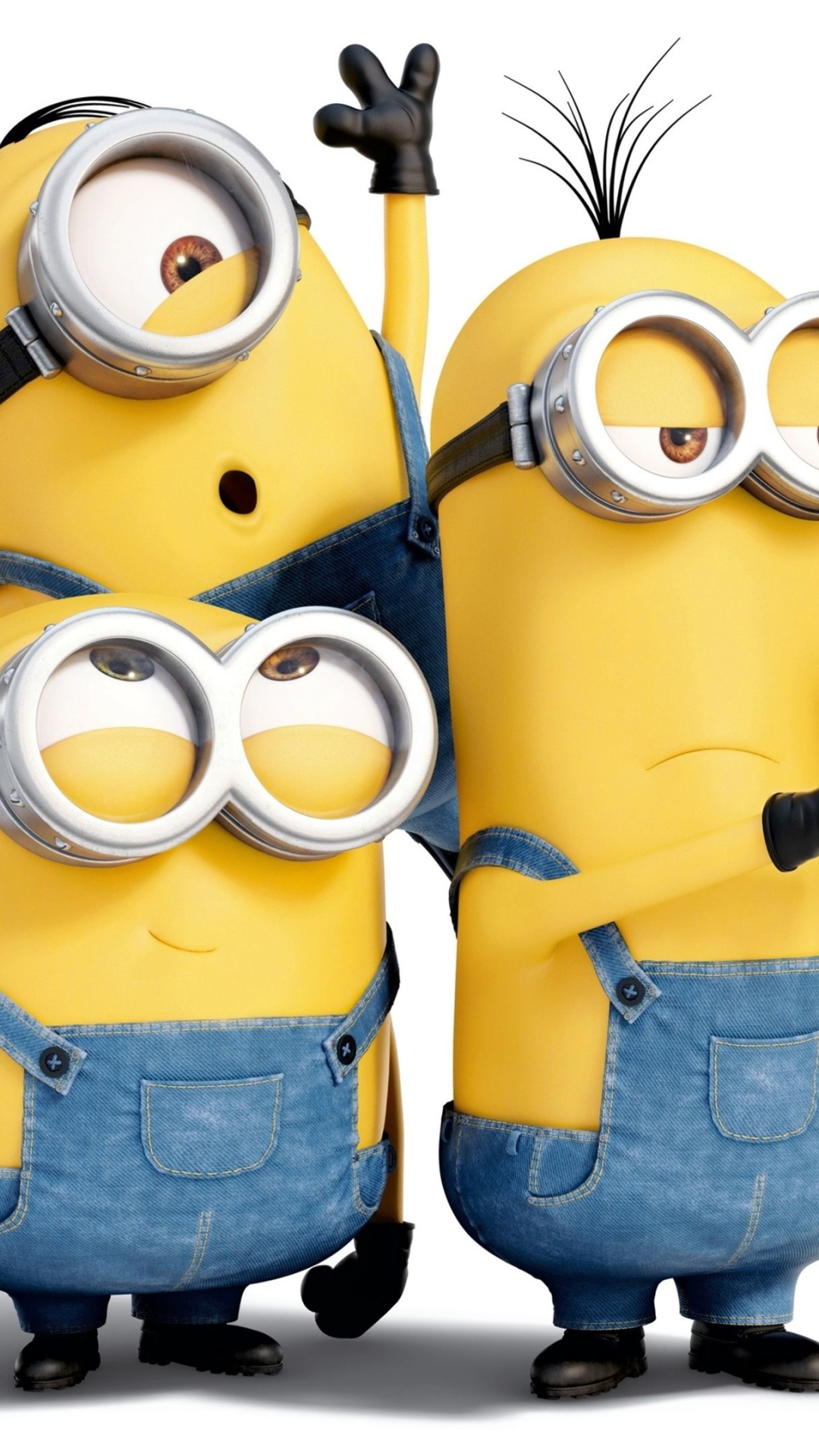 3d Windows Phone Wallpaper Lumia 630 635 Movie Minions Wallpaper Id 594092