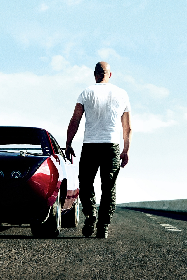 Muscle Car Wallpaper Iphone 6 Iphone 4 Movie Fast Amp Furious 6 Wallpaper Id 605739
