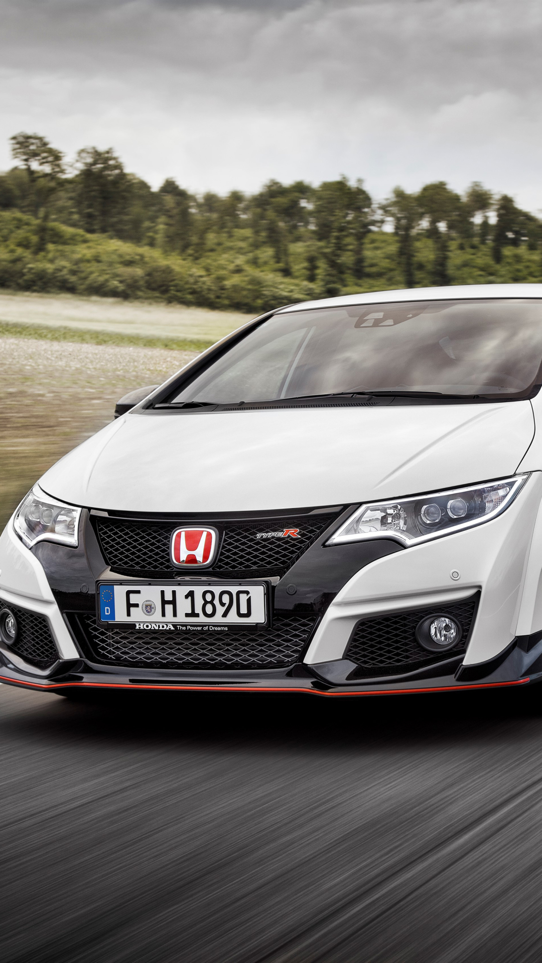 Honda Phone Wallpapers Vehicles Honda Civic Type R 1080x1920 Wallpaper Id 617116