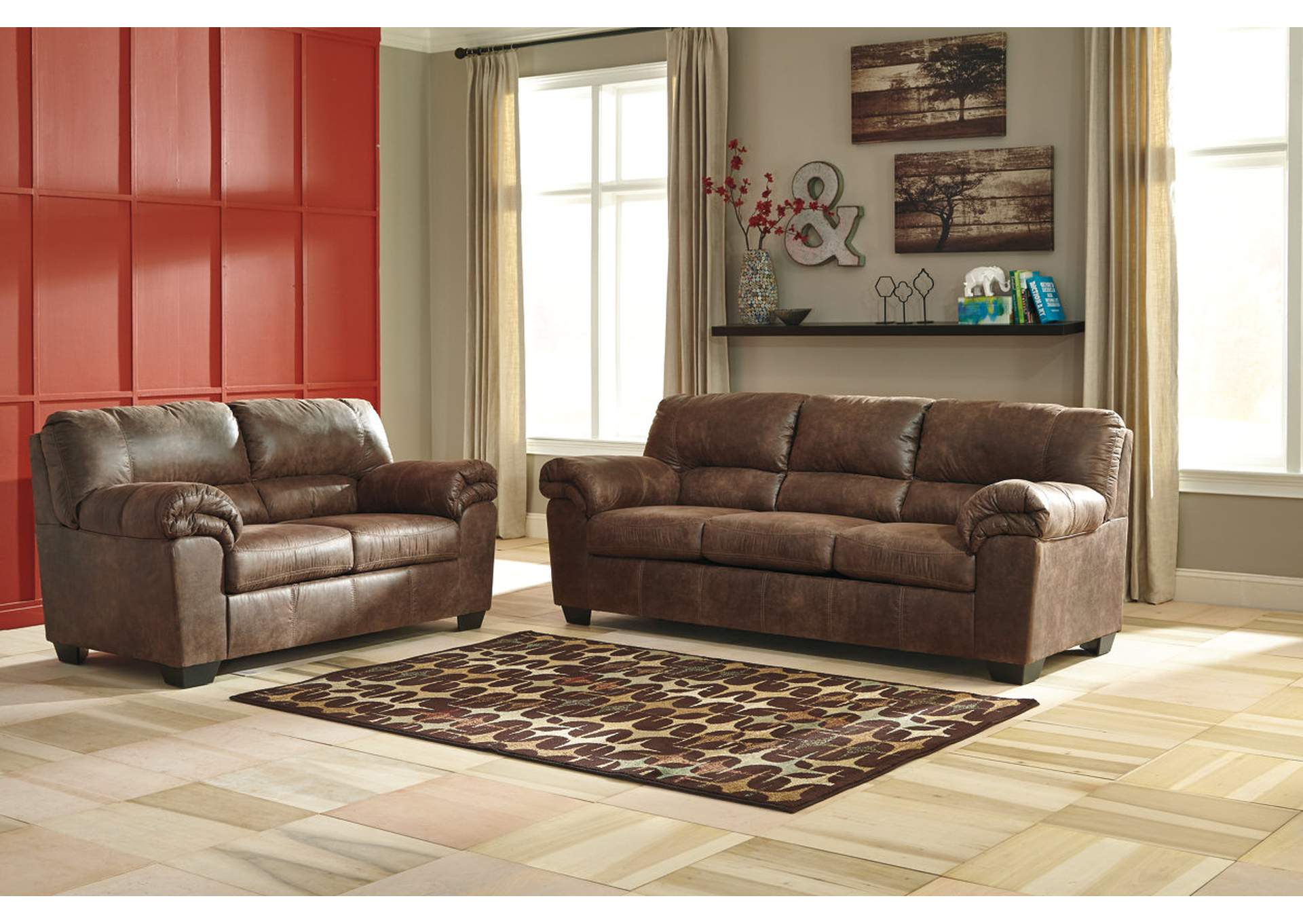 Bladen Coffee Sofa And Loveseat Best Buy Furniture And Mattress