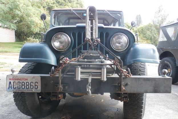 1963 Kaiser Willys Jeep CJ5 - Classic 1963 Jeep CJ for sale