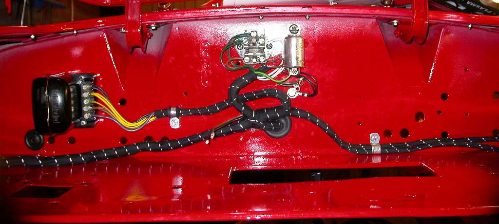 Mgb Engine Wiring Control Cables  Wiring Diagram