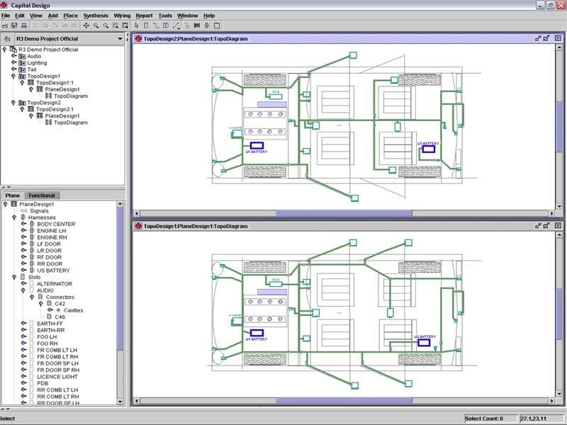 EE Architectural Design for the Automotive Industry - Mentor Graphics