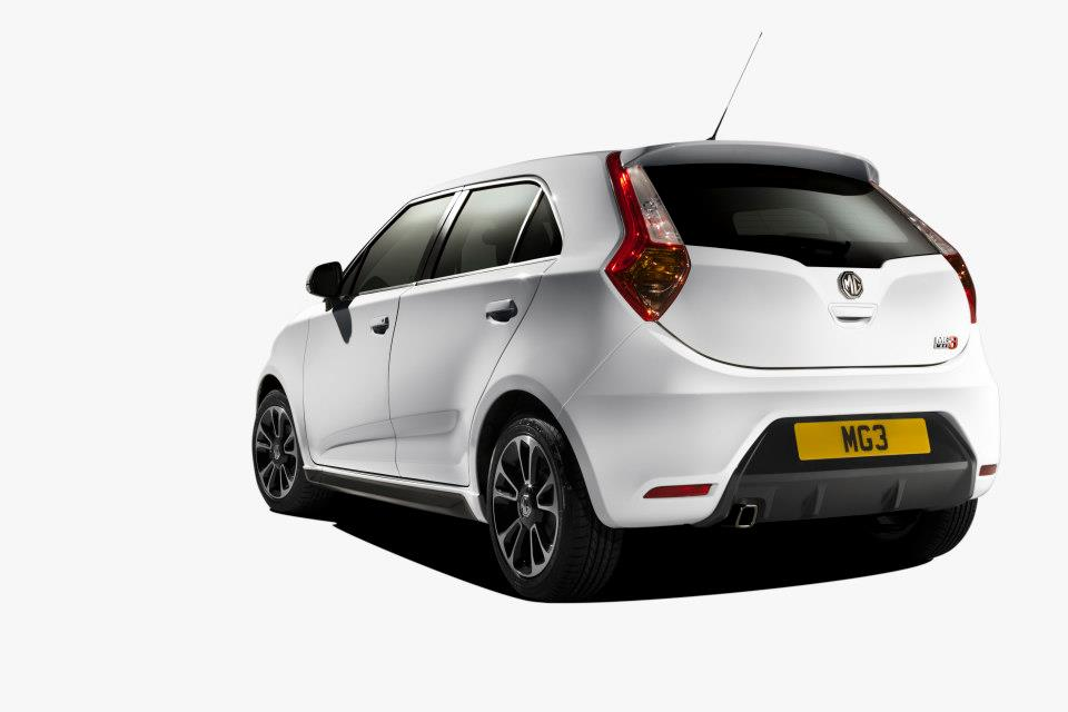 Mg 3 Mg3 Goes Live At Silverstone! - Mg Car Club