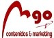 logotipo web Mgo contenidos & marketing