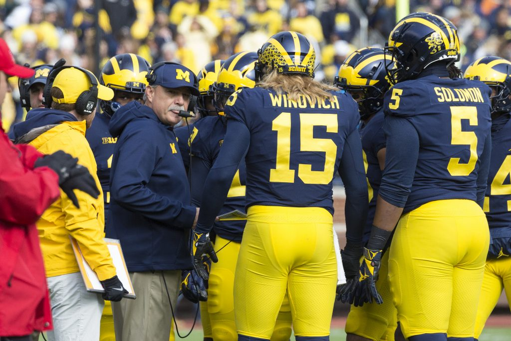 2018 Future Michigan football roster MGoFish