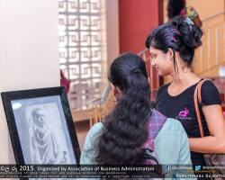 Department of Business Administration chala Ruu 2015 art exhibition (39)