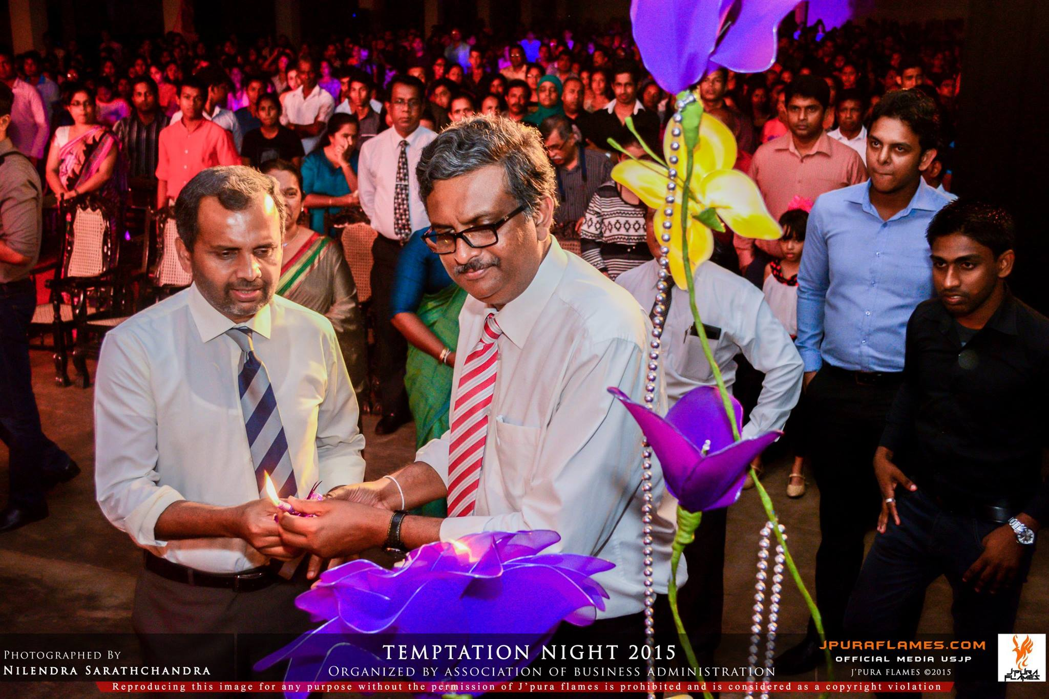 Temptation Night 2015