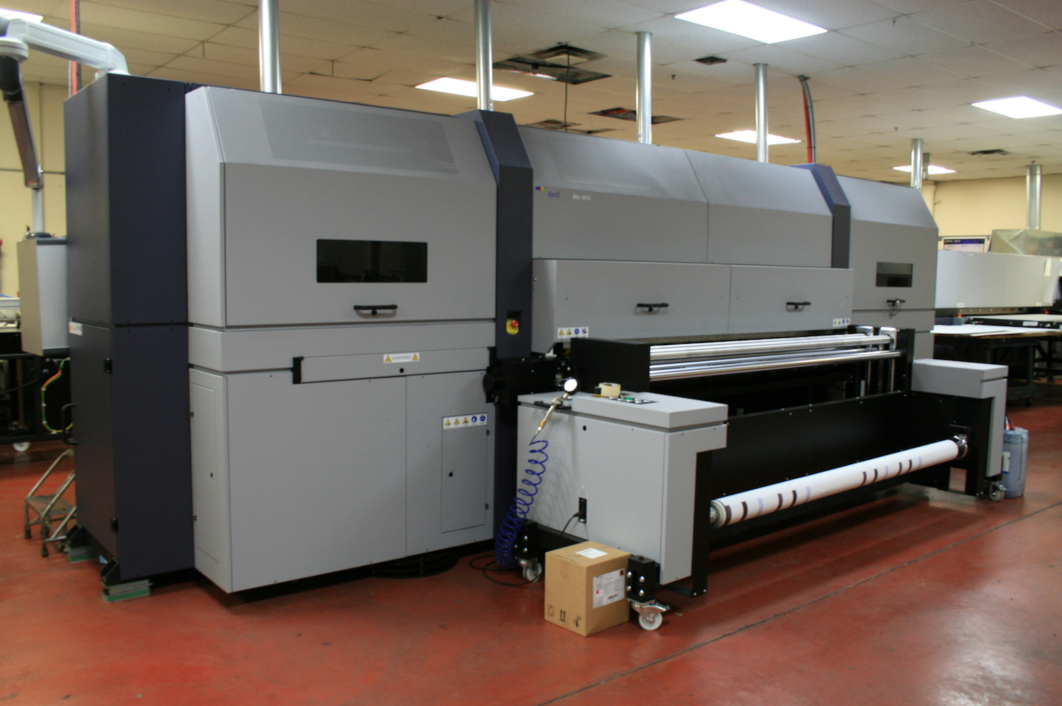 Web Offset Printing Machine The Difference Between Offset Printing Versus Digital Printing