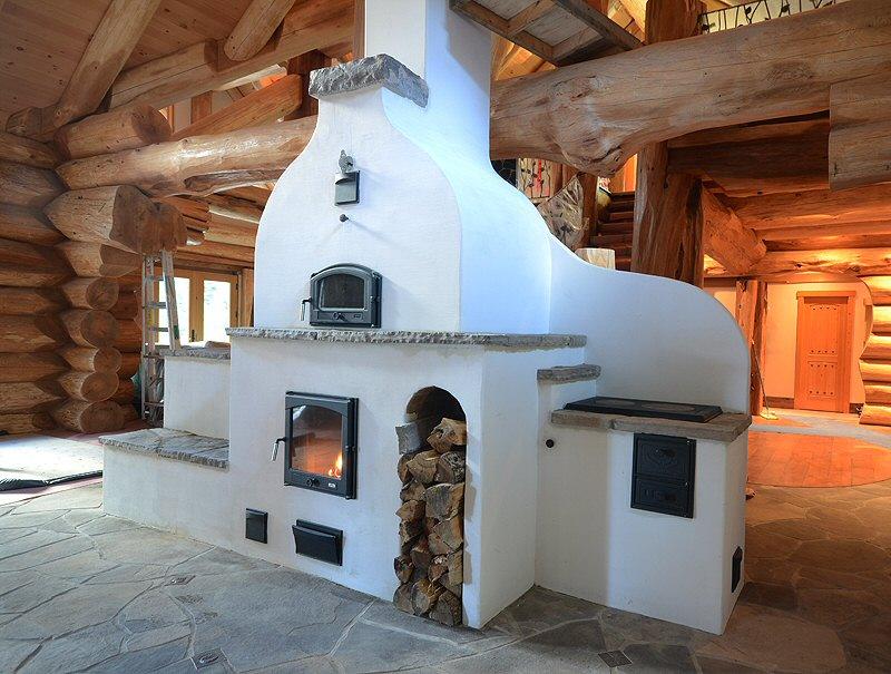 Tiroler Blockhaus - Tiroler Holzhaus - Holzbautradition - schöne badezimmer ideen