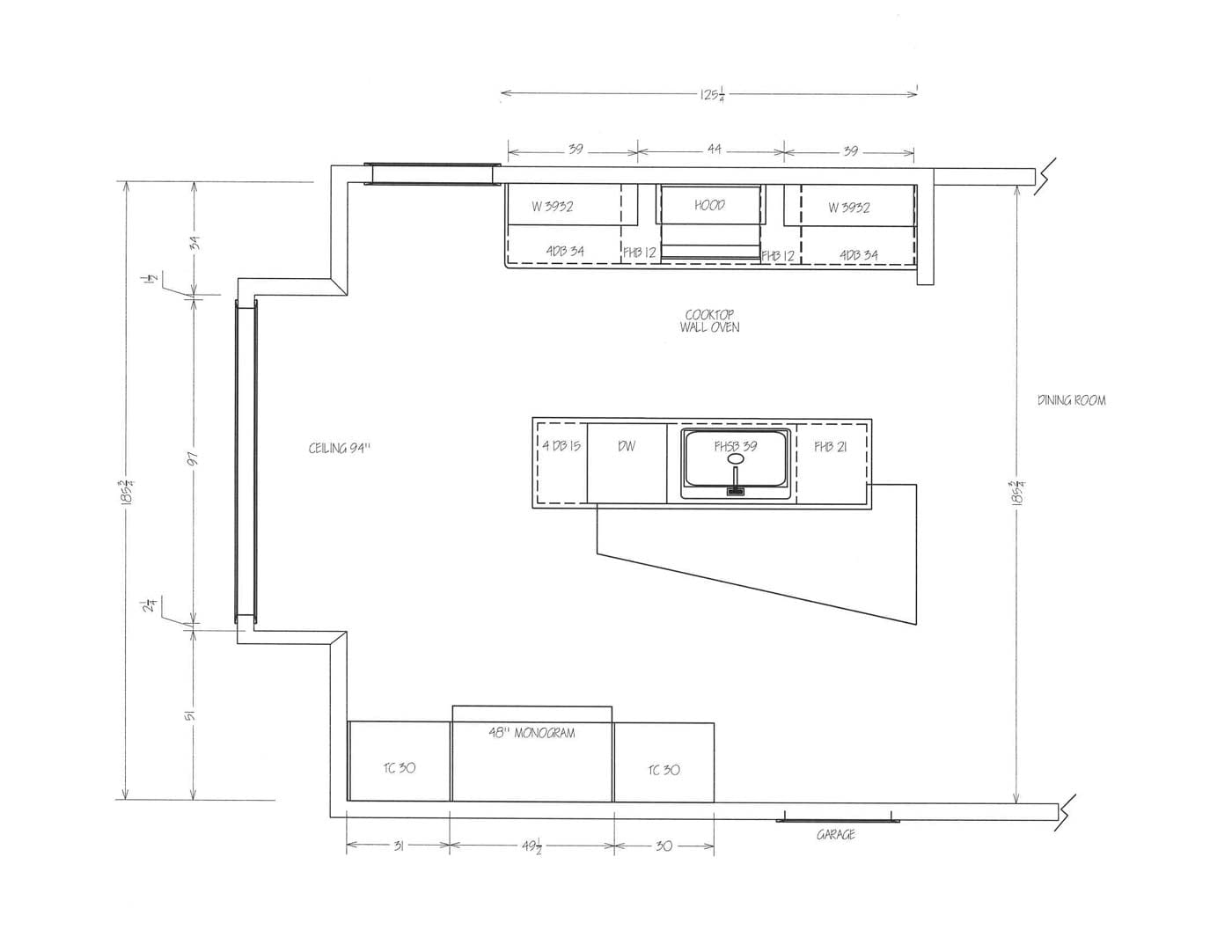 Galley Kitchen Design Plans Smart Placement Galley Kitchen Floor Plans Ideas Home