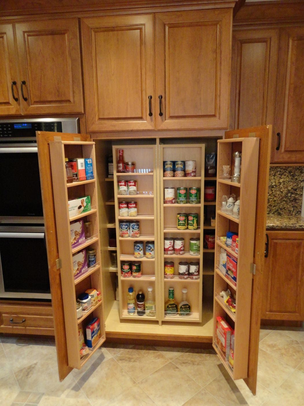 Custom Kitchen Pantry Cabinet Re Imagining The Kitchen Pantry Cabinet Mother Hubbard 39s