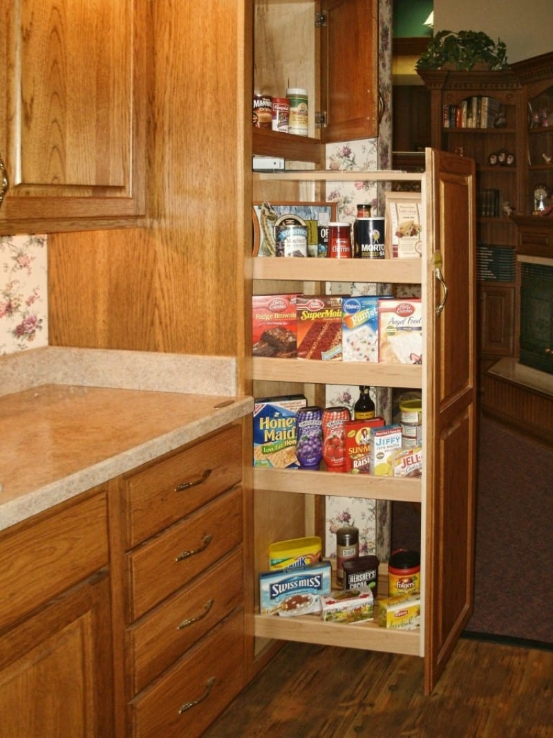 Kitchen Pantry Cabinet Re-imagining The Kitchen Pantry Cabinet - Mother Hubbard's