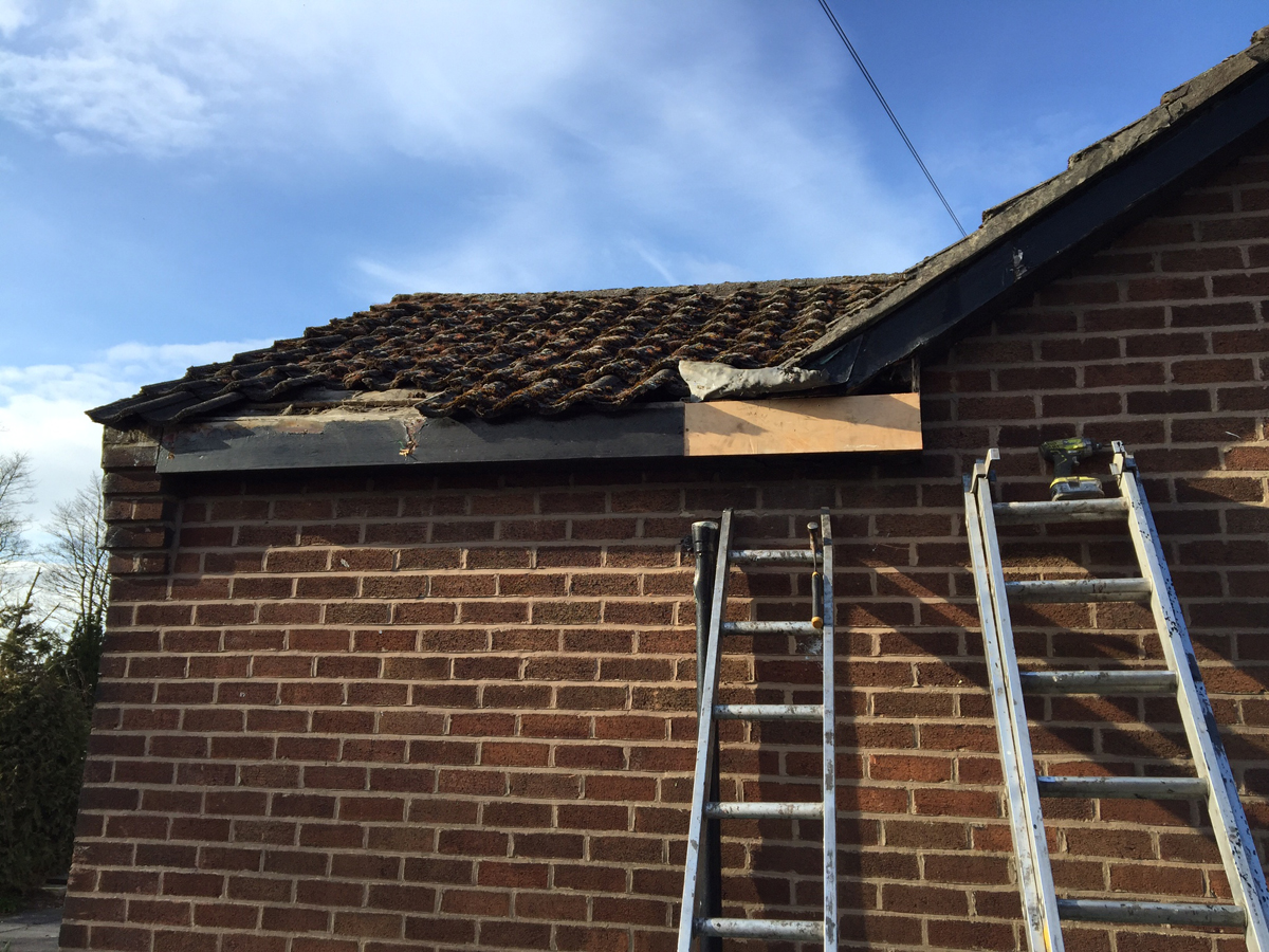 Fascia Board Fascia Board Capping St Helens Mh Roofing Rainford North West