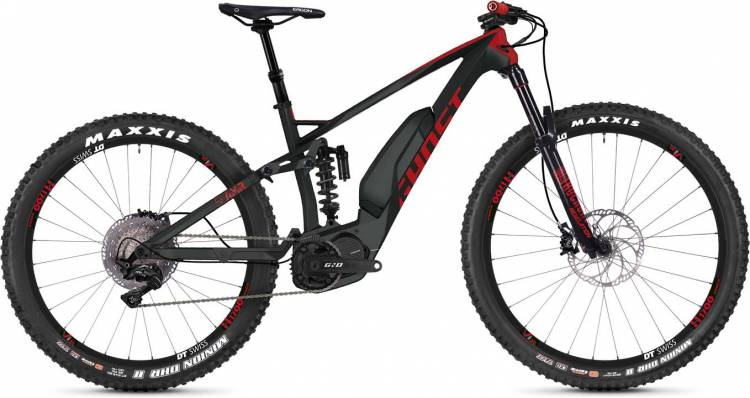 Mountainbike 29 Inch Ghost Hybride Slamr S6.7+ Lc - E-bike Fully Mountainbike