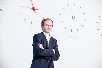 Gerald Hofer, CEO of KNAPP AG