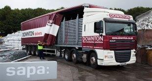 C M Downton lands £12m contract with aluminium giant