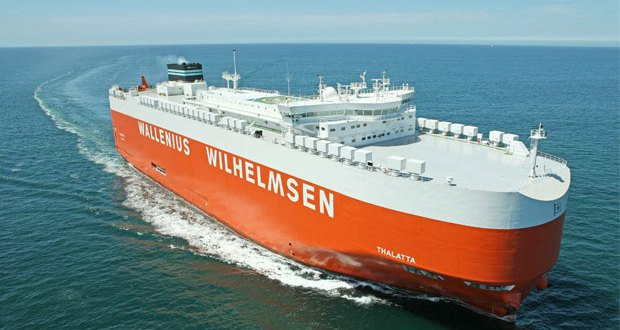 WWL limits sulphur emissions to