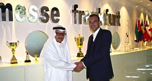 Messe Frankfurt Middle East launches Materials Handling Saudi Arabia 2016