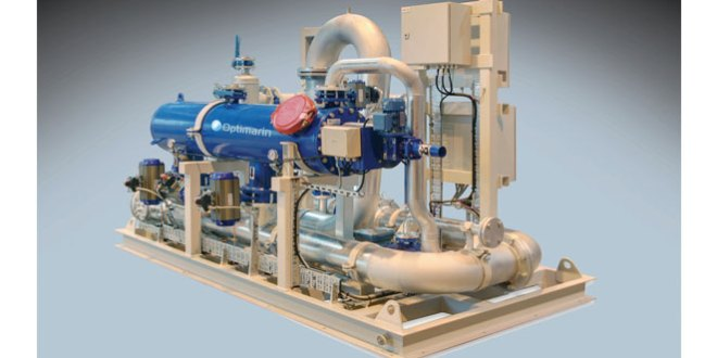 Ballast water treatment specialist Optimarin successfully completes USCG testing