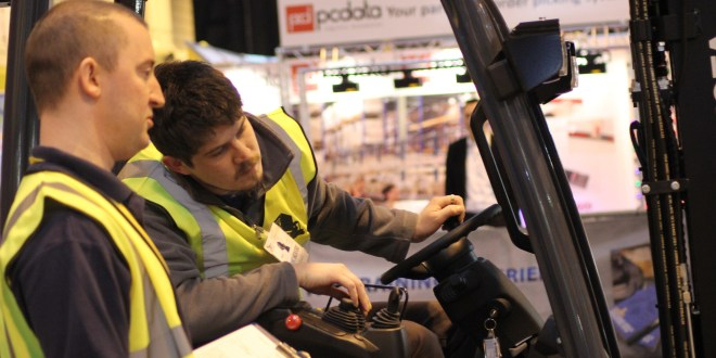 Entries closing soon for International Forklift Operator of the Year Award 2016
