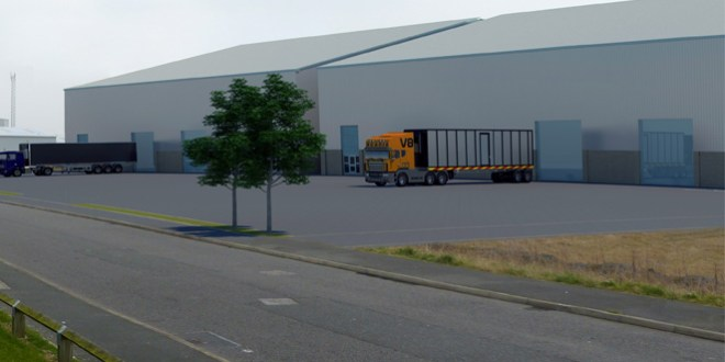 Onward Holdings offers the perfect logistics package