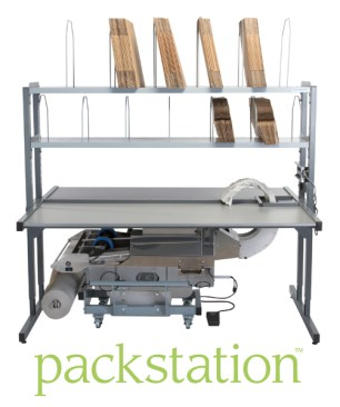easypack ergonomic packing workstation