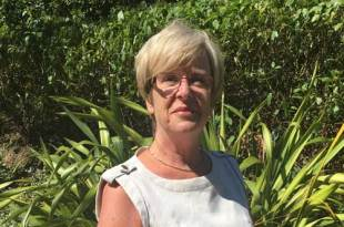 Julie Davies takes on Van Excellence Chair