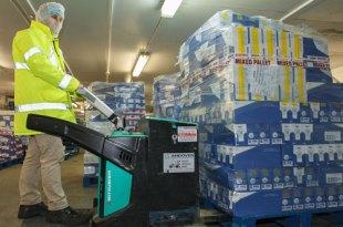 Leading UK food group chooses Mitsubishi forklifts