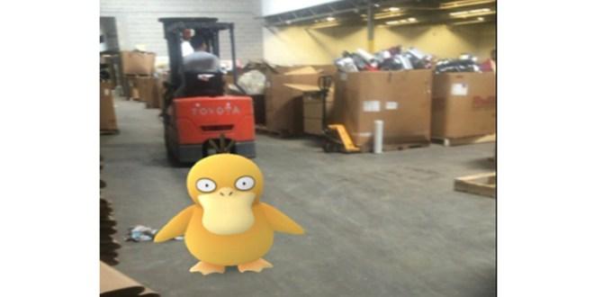 Pokémon GO, lapses in safety? You've gotta catch 'em all