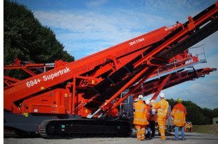 Finlay Group support for quarrying health and safety event