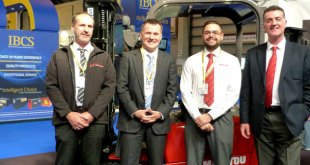 Manitou UK LTD appoints new Industrial Dealer