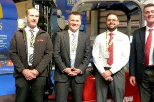 Manitou UK LTD appoints new Industrial Dealer