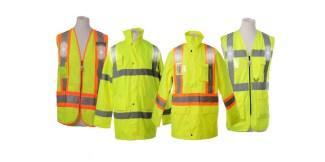 Visijax Industrial PPE garments